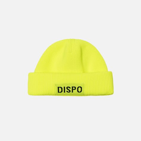 d952bfef1ea Alexander Wang Fisherman`s Beanie - Yellow