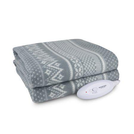 Home Electric Throw Blanket Biddeford Blankets Cooling Blanket