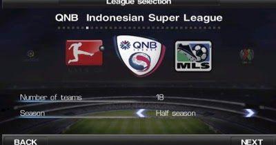 WE 2012 Indonesia League Club 2018 Terbaru - Update Game