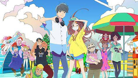 Words Bubble Up Like Soda Pop Anime Film Release Date Pushed Back