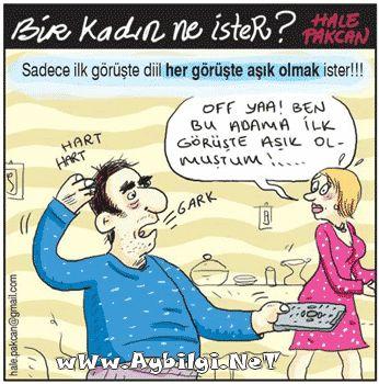 Ilk Goruste Ask Komik Ask Karikaturu Karikatur Komik Ask