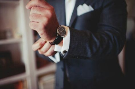 Suit & cuffs