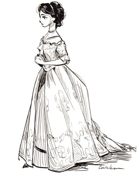 celine-kim:  My miserable attempt to draw in Gibson style for my possible next p...