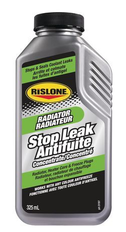 Rislone Radiator Stop Leak Green Medium In 2020 Radiator Stop