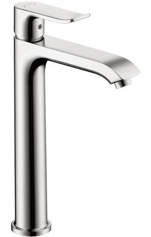 Hansgrohe 31183001 Metris 200 Single Hole Bathroom Vessel Faucet