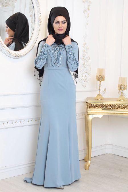 En Guzel Ve Sik Tesettur Abiye Elbise Modelleri Elbise Modelleri Elbise The Dress