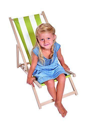 Eichhorn 100004546 Outdoor Kinder Sonnenstuhl Verstellbar 40