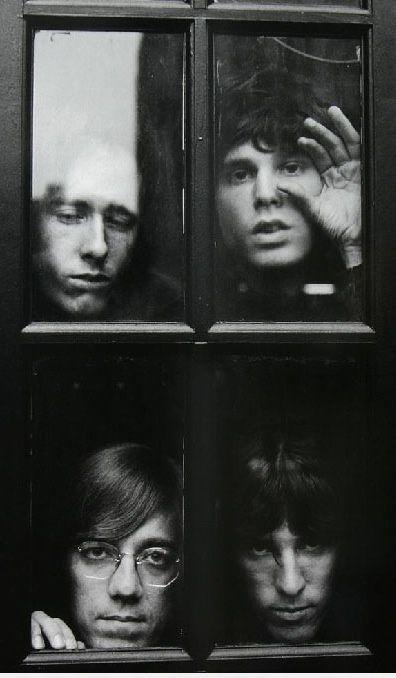 The Doors ロックスタイル と スタイル