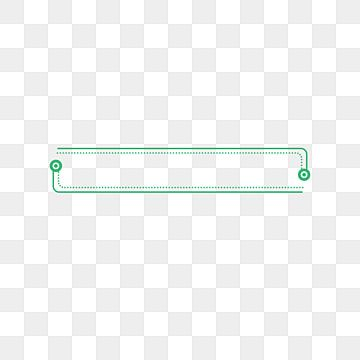 Green Title Box Free Download Green Straight Line Dotted Line Png Transparent Clipart Image And Psd File For Free Download Title Boxing Prints For Sale Background Banner
