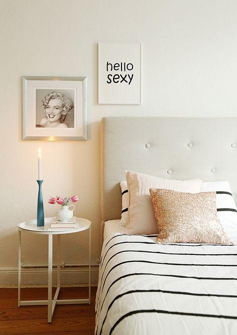 Schlafzimmer Ikea Bett Wohnen Mit Bildern Einrichtungsideen