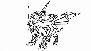 Necrozma Fusion Coloring Pages Bing Images Pokemon Coloring Pages