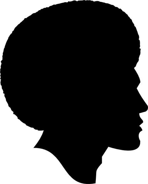 Man And Woman Face Profile Silhouette Male Female Couple Silhouette Face Man And Woman Silhouette Face Profile
