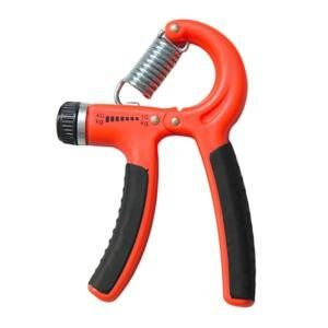 Suxess Hand Grip Strengthener Workout Non-slip Gripper |Great for Athletes Adjustable Resistance Range 22-88 Lbs Pianists Strength Trainer Hand Exerciser Kids /& Hand Rehabilitation Exercising Suxess Fitness Gear