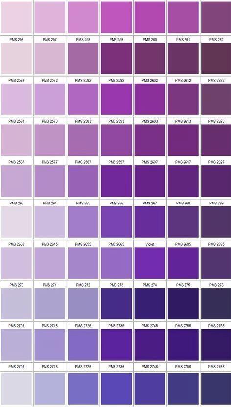 Deeper Shades Of Purple Purple Colour Shades Purple Color