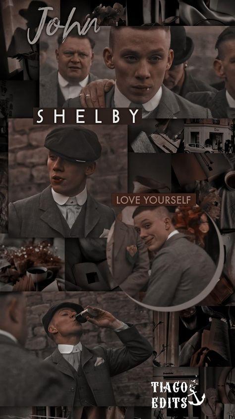 Wallpaper - John Shelby