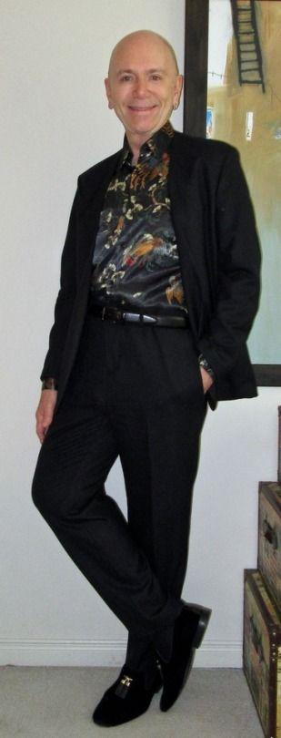 "dandystyle Simons' ""Samurai"" jacket &..."
