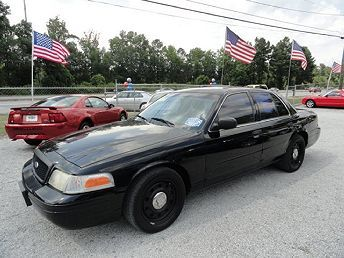 2007 Ford Crown Victoria Police Interceptor For Sale With Photos
