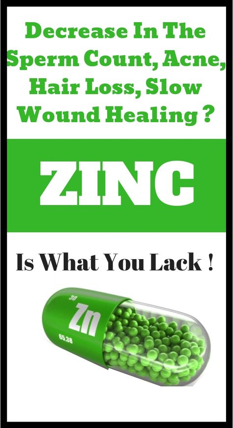 Zinc Learn Why We Need It Health And Fitness Pinterest
