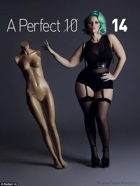 Fierce: Mayday, from Canada, was interviewed for the movie about her struggles in the world of fashion