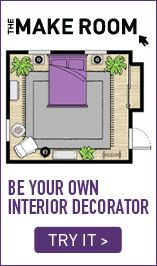 The Make Room is an easy-to-use interactive room planner that allows you to plan your unique living space.