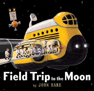 Field Trip To The Moon By John L Hare Goodreads Wordless