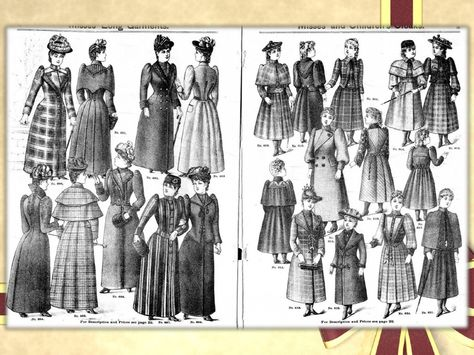 Industrial Revolution Dresses