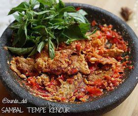 Diah Didi S Kitchen Sambal Tempe Kencur Kerang Saus Tiram Saus Tiram Resep Masakan Cabai Rawit