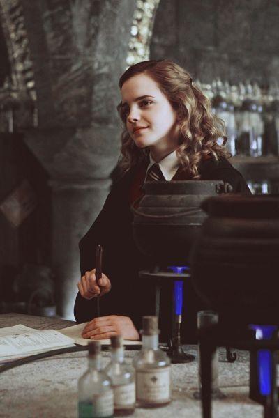 Fotos y memes de Harry Potter!  - Hermione