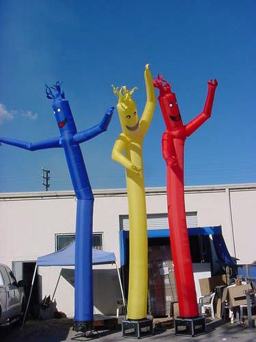 Car Sales Balloon Man : sales, balloon, Inflatable, Dancer, Ideas, Inflatable,, Dancer,