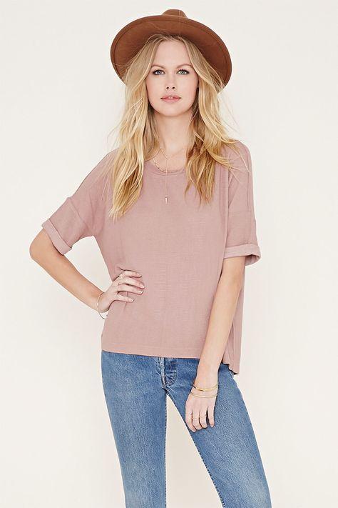 Long Nightshirt Striped Pyjama Set Pink   Missguided