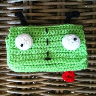 Crochet Invader Zim Patterns : Invader zim on Pinterest 101 Pins