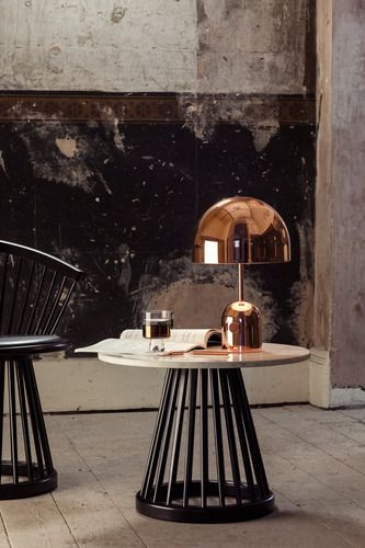Bell Table Lamp By Tom Dixon 2modern Modern Table Lamp Black Table Lamps