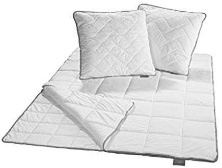 Traumnacht Topcool Bettenset 4 Jahreszeiten 1x Teilbare Bettdecke
