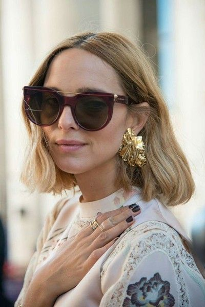 All About the Structure - The Sunnies You Need to Keep You On Trend All Summer Long - Photos