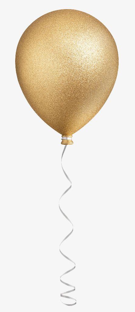 Balloon Gold Powder Balloon Balloon Clipart Balloon Gold Powder