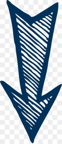 White Arrow Background Down Arrow Arrow Drawing Arrow Background Arrow Symbol