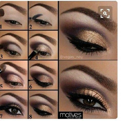 34 Makeup Tutorials For Small Eyes The Goddess - 473×475