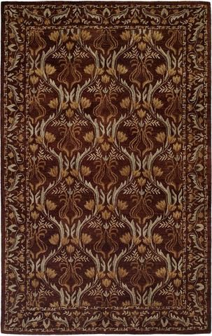 Kalaty Terrazzo Tz 334 Brown Area Rug Area Rugs Brown Area Rugs