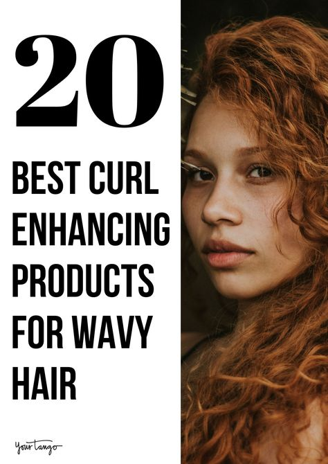 20 Best Curl Enhancing Products For Wavy Hair