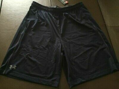 NWT Under Armour Men/'s Size Medium M Shorts Running HeatGear Grey Athletic NEW