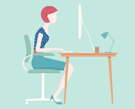 10 Things to Stop Doing if You Have Low Back Pain: One of the most common causes of low back pain is poor sitting posture.