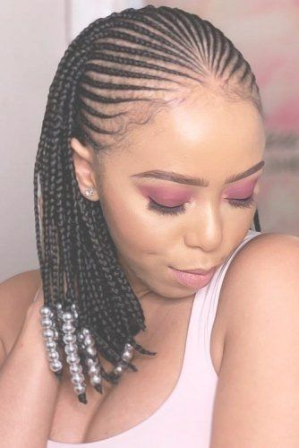 Fine 50 Best Short Natural Hair Cornrow Styles Trends 2020 20 Trend Black Braids For Black Hair African Braids Hairstyles Pictures Braids Hairstyles Pictures