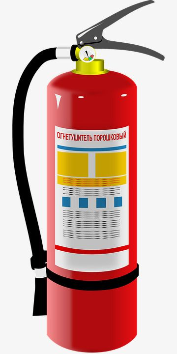 رد طفاية حريق Fire Extinguisher Extinguisher Fire