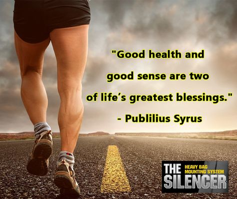 """""""Good health and good sense are two of life's greatest blessings."""" - Publilius Syrus #motivational #healthQUOTES #inspiration #health #goodsense #lifesblessings"""