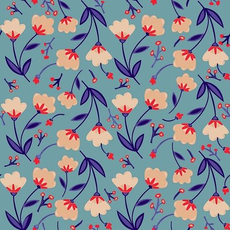 Spring Floral by Angelina