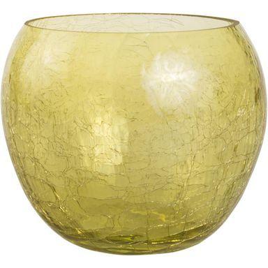 Oslonka Do Storczyka 15 Cm Szklana Zolta Fiona Cermax Oslonki W Atrakcyjnej Cenie W Sklepach Leroy Merlin Home Decor Vase Decor
