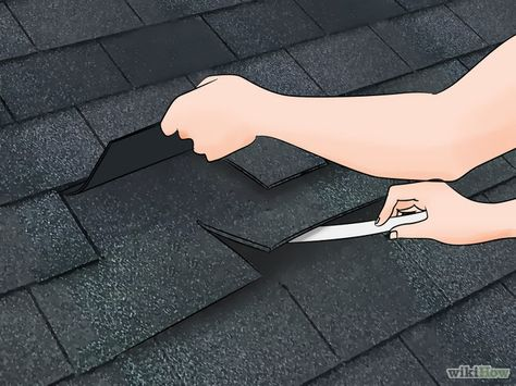 Replace Damaged Roof Shingles Roof Shingle Repair Fibreglass Roof