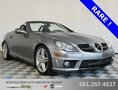 Ebay Advertisement 2009 Mercedes Benz Slk Class Slk 55 Amga 2009