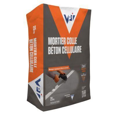 Mortier Colle Beton Cellulaire 25 Kg En 2020 Beton Cellulaire Mortier Et Collant