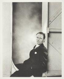 George Platt Lynes (American, 1907–1955) printed by Jenson Yow (Unknown, unknown), Christopher Isherwood